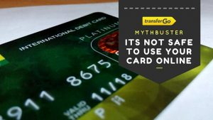 mythbuster its not safe to use your card