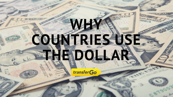 Countries That Use Us Dollars As There